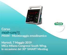 Corso Most Care - PRAM - Monitoraggio Emodinamico
