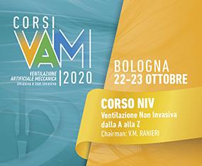 VAM 2020 - CORSO NIV <br>Ventilazione Non Invasiva dalla A alla Z