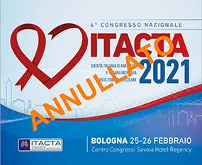 6° Congresso Nazionale ITACTA - Società Italiana di Anestesia e Terapia Intensiva Cardio-Toraco-Vascolare