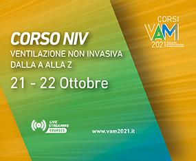 CORSO NIV<br>Ventilazione non Invasiva dalla A alla Z